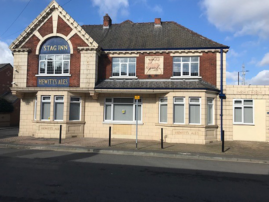 Stag Inn, 15 Dockin Hill Road, Doncaster DN1 2 RD